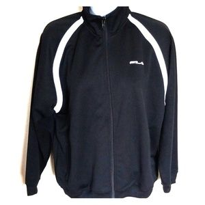 Nwt Fila running jacket
